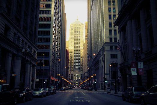 Фото бесплатно Америка, Чикаго, Иллинойс