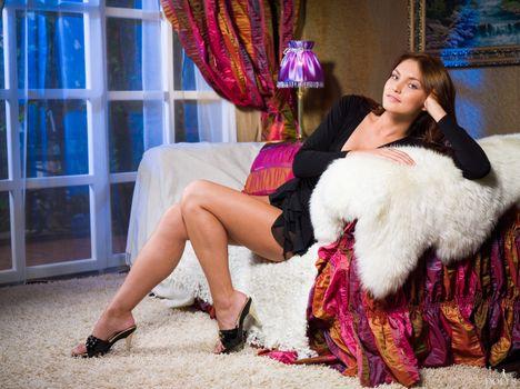 Фото бесплатно сексуальная девушка, кристина, киска