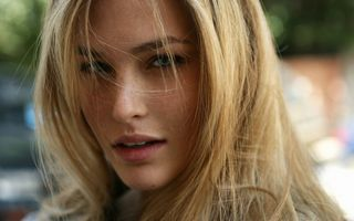 Фото бесплатно женщины, бар refaeli, модель, лицо, блондинка, голубые глаза, веснушки