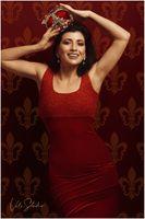 Red dress · free photo