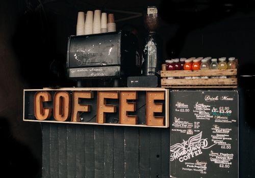 Фото бесплатно кофейный магазин, кофе, знак