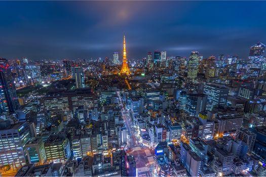 Фото бесплатно Tokyo Blues, Токио, Япония