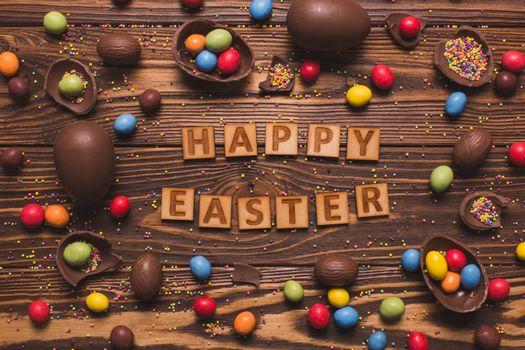 Красивые картинки христос воскресе, пасхальные яйца