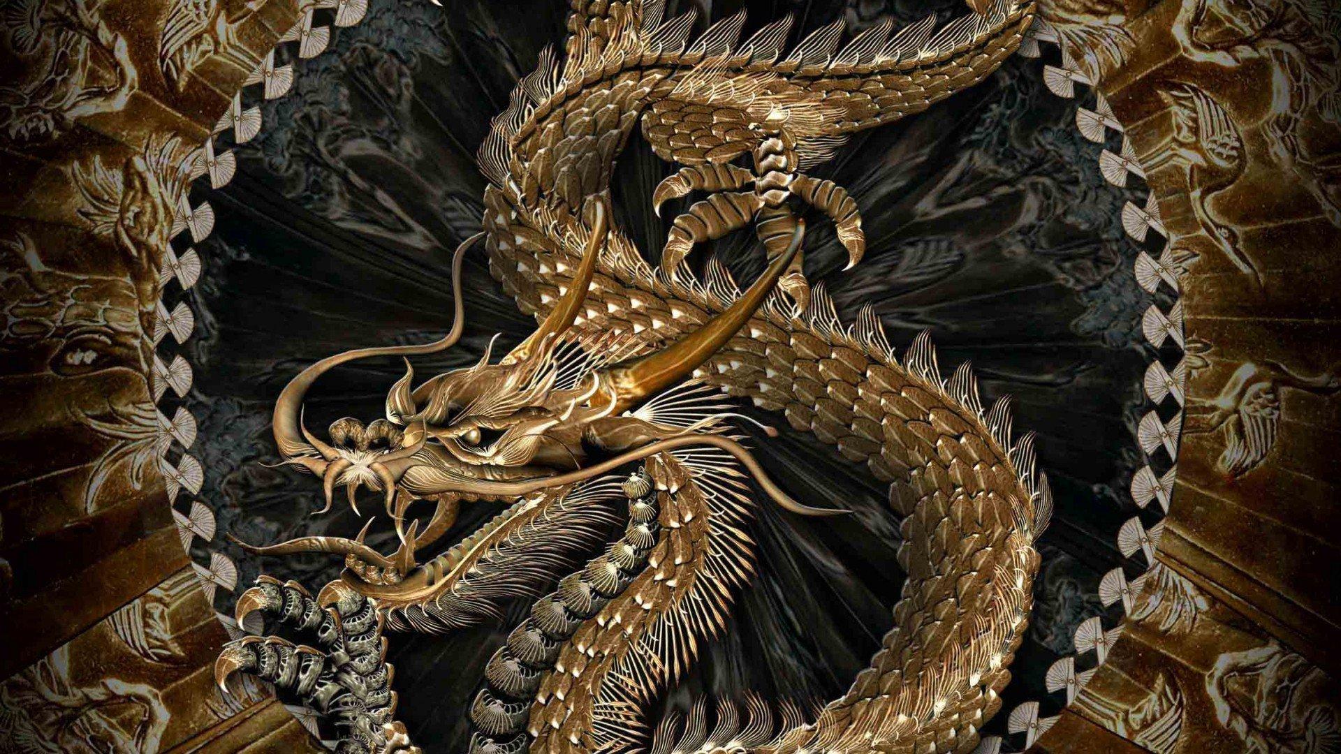 изнутри картинка на рабочий стол компьютера дракона после победы одном