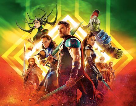 Photo free Thor: Ragnarok 2017, fiction, fantasy