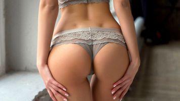 Бесплатные фото liubov guliak,модель,русский,спина,трусики,задница,нижнее белье