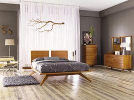 Фото бесплатно спальня, дизайн, мебель