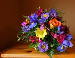 Фото бесплатно цветочные, красивый букет, цветок