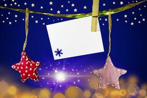 Фото бесплатно новогодняя открытка, Happy New Year, merry christmas