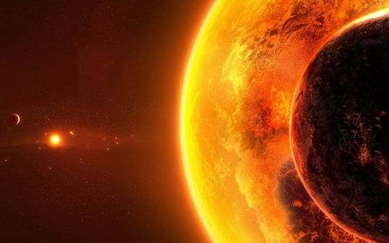 Фото бесплатно атмосфера, звезда, внешний