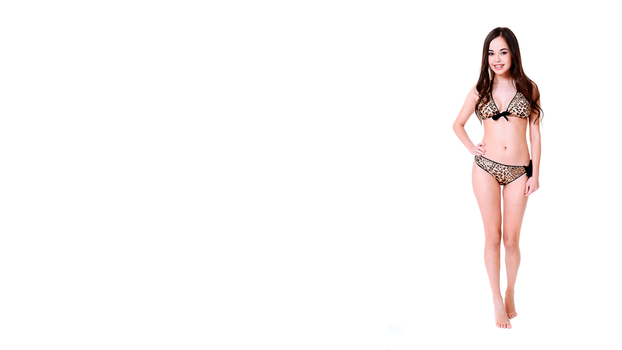 Бесплатные фото Ли Мун,сексуальная,бюстгальтер,4К,Кики,трусики,белье,брюнетка