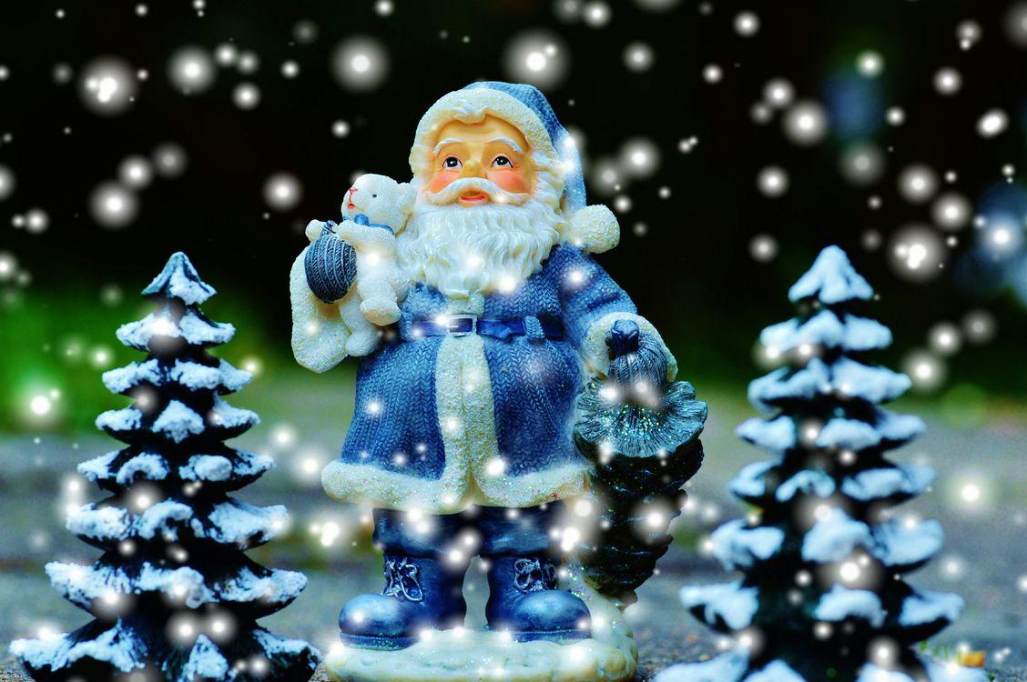 Фото бесплатно Новогодние украшения, новый год, фон - на рабочий стол