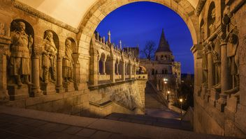 Фото бесплатно Рыбацкий бастион, Будапешт, Венгрия
