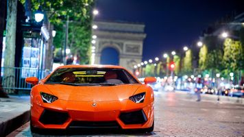 Photo free aventador, car, lamborghini
