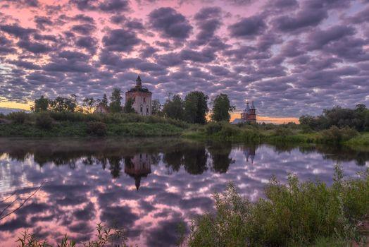 Photo free Der Zaruchevskaya, Arkhangelsk region, Velsk district