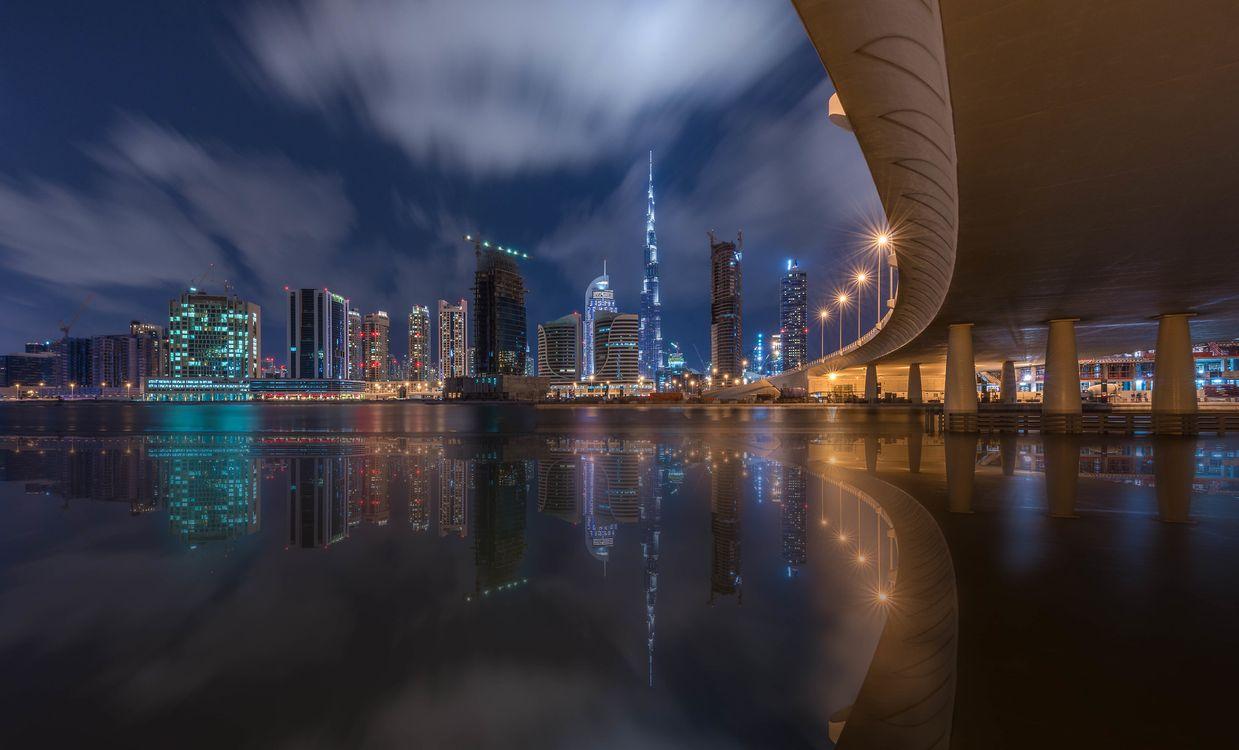Фото бесплатно ночные города, архитектура, огни - на рабочий стол