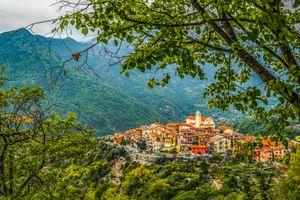 Фото бесплатно Ла Боллен-Везюби, Альпы, Франция