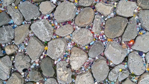 Фото бесплатно камни, разноцветные, берег
