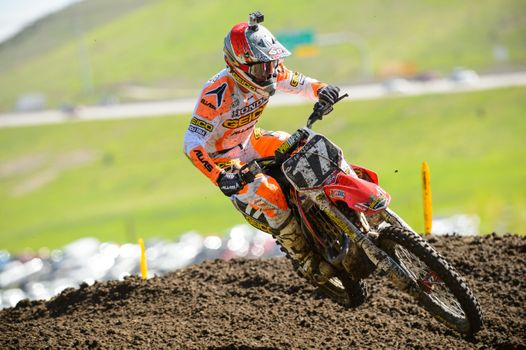 Photo free motocross, dirt, Honda