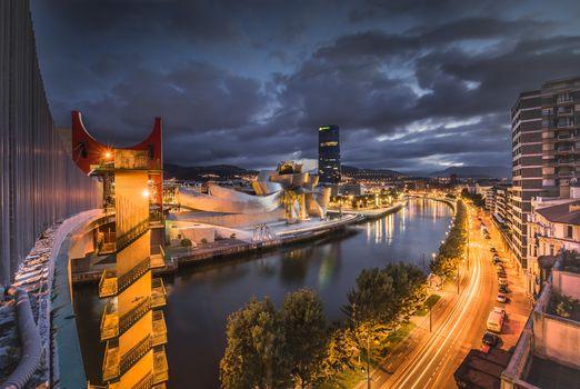Photo free Bilbao, Basque country, Spain