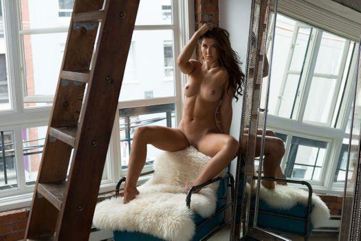 Photo free Carmen Nicole, sexy girl, Nude