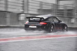 Бесплатные фото дождь,брызги,Porsche,997