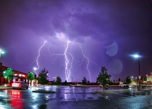 Фото бесплатно Альбукерке, Нью-Мексико, Город