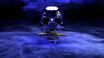 Фото бесплатно справочная информация, обои для рабочего стола, череп