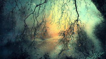 Фото бесплатно искусство, осень, цифровой