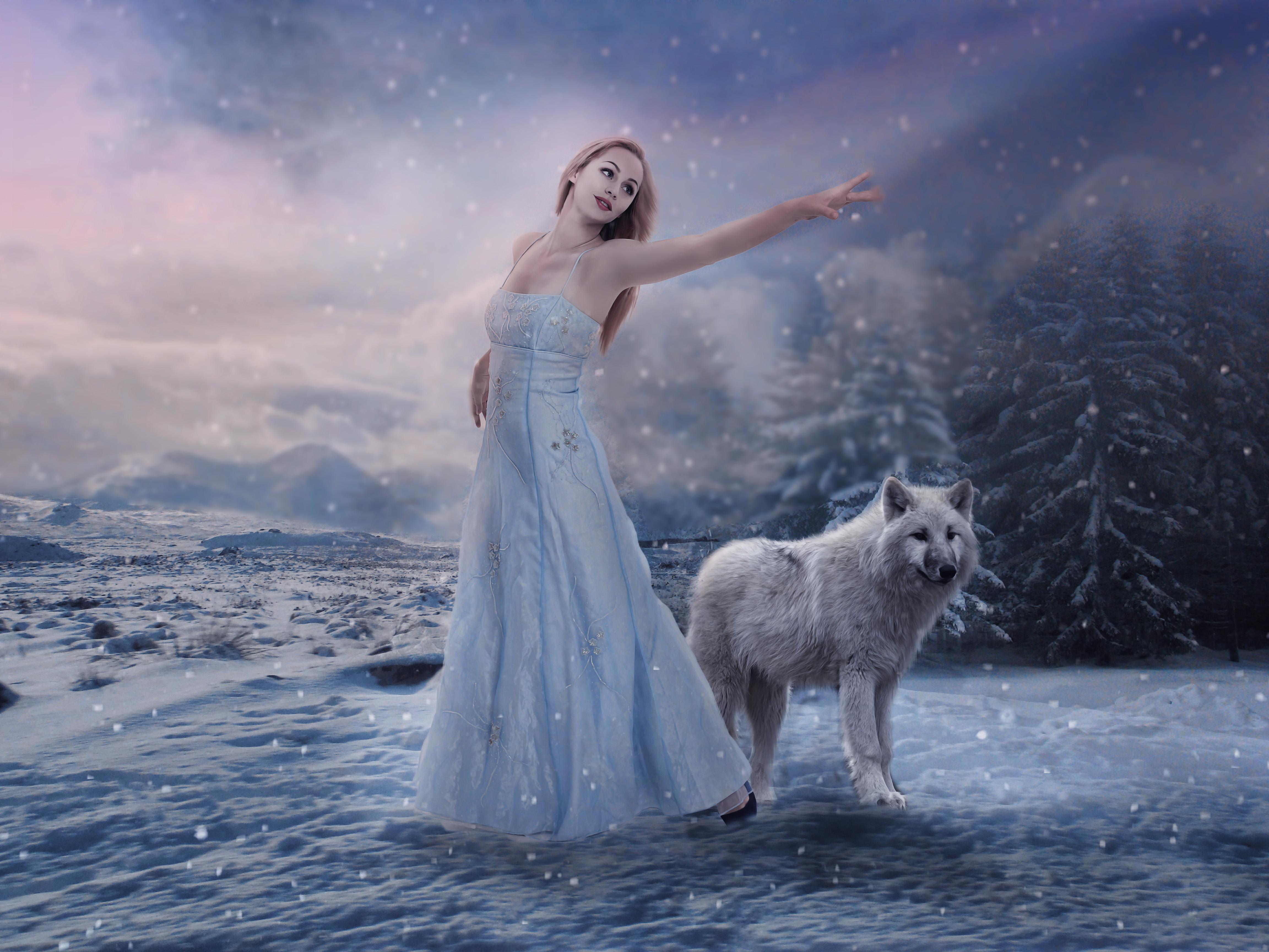 хакасских узорах фото ангелы с волками красивые сенсора