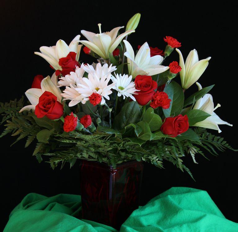 Фото бесплатно цветочная композиция, оригинал, цветок - на рабочий стол
