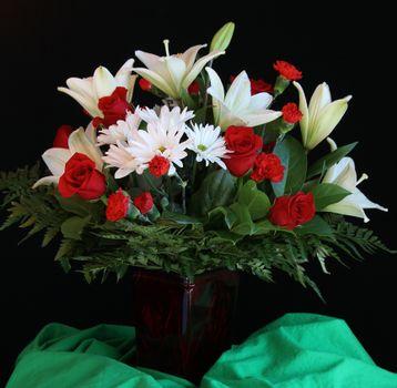 Photo free flower arrangement, original, flower