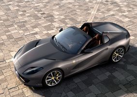 Заставки Ferrari 812, Ferrari, 2019 Автомобили