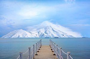 Бесплатные фото пейзаж,море,берег,воды,природа,океан,горизонт
