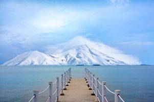 Фото бесплатно пейзаж, море, берег