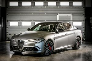 Фото бесплатно 2018, Alfa Romeo Giulia Quadrifoglio NRING автомобиль, машина