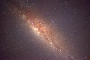 Фото бесплатно Млечный путь, звезда, ночь