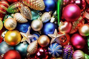 Фото бесплатно дизайн, рождественский орнамент, новогодний стиль