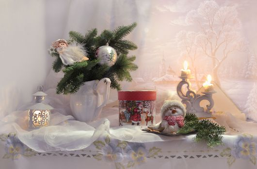 Photo free candles, picture, Christmas