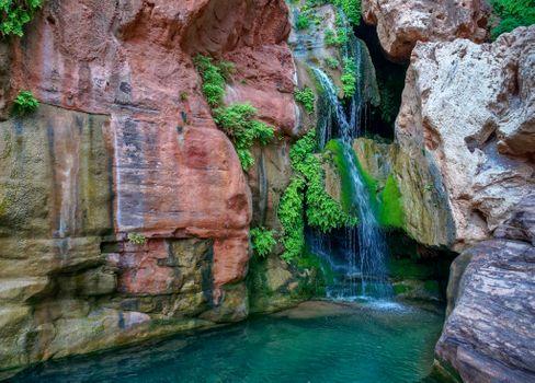 Фото бесплатно Королевская арка, Национальный парк Гранд-Каньон, Аризона