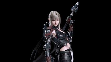Photo free Aranea Highwind, Final Fantasy Xv, Final Fantasy