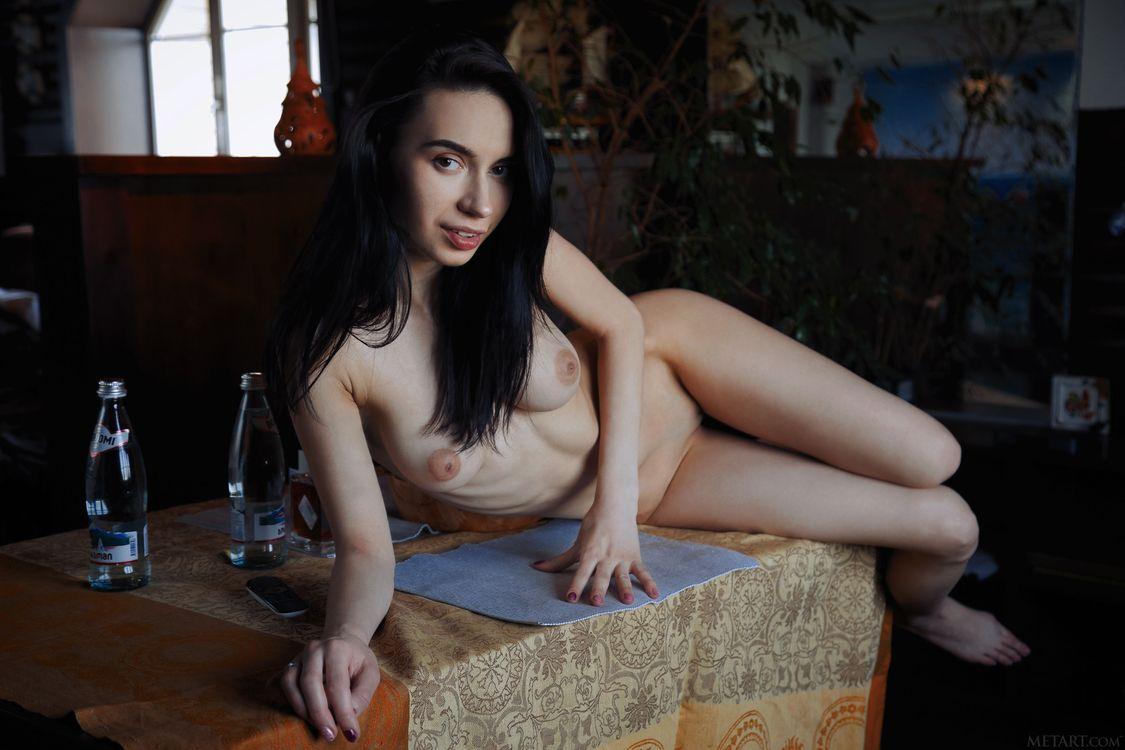 Фото бесплатно Inga M, обнаженная девушка, милая - на рабочий стол