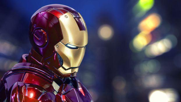 Фото бесплатно Железный Человек, супергерои, в HD