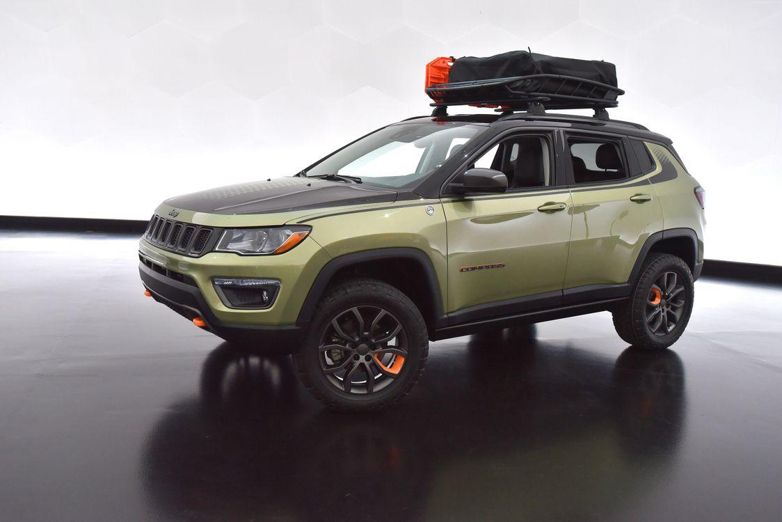 Jeep Compass · бесплатное фото