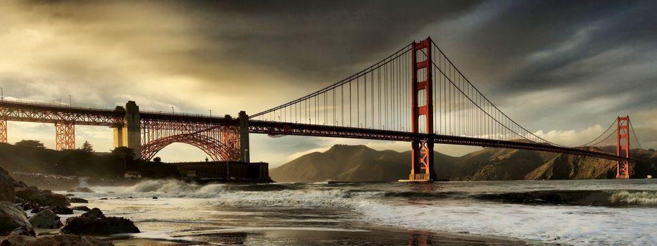 Golden Gate · free photo
