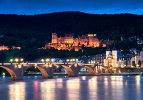 Heidelberg castle in Germany · free photo