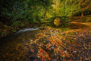 Фото бесплатно Северная Ирландия, Графство Дерри, Каменный мост