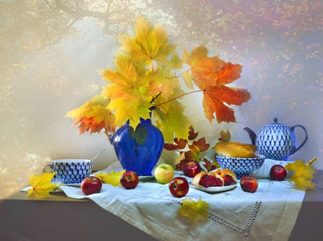 Photo free still life, fall, picture
