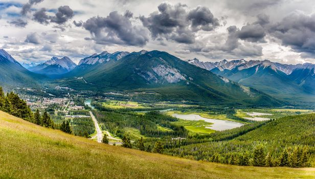 Photo free Ville - City, Banff, Canada