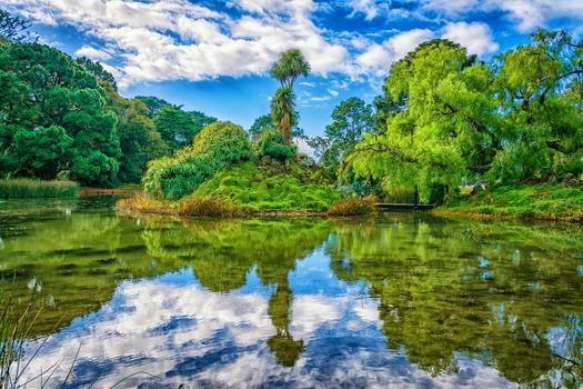 Бесплатные фото Werribee Mansion Park,Victoria,Australia